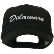 Eastern States Embroidered Cap - Delaware