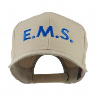 Emergency Medical Services Embroidered Cap - Khaki
