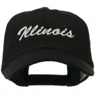 Eastern States Embroidered Cap - Illinois