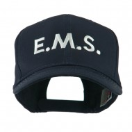 Emergency Medical Services Embroidered Cap - Navy