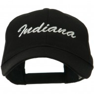 Eastern States Embroidered Cap - Indiana