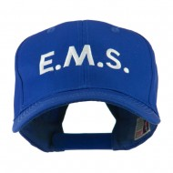 Emergency Medical Services Embroidered Cap - Royal