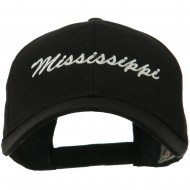 Eastern States Embroidered Cap - Mississippi