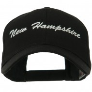 Eastern States Embroidered Cap - New Hampshire