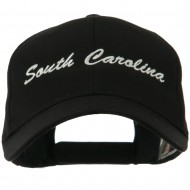 Eastern States Embroidered Cap - South Carolina