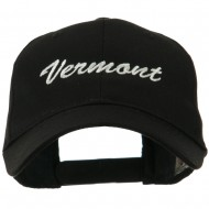 Eastern States Embroidered Cap - Vermont
