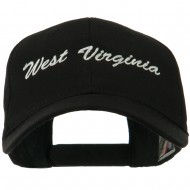 Eastern States Embroidered Cap - West Virginia