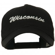 Eastern States Embroidered Cap - Wisconsin