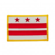 Eastern State Embroidered Patches - DC