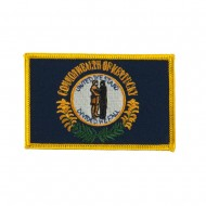 Eastern State Embroidered Patches - Kentucky