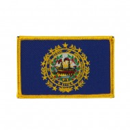 Eastern State Embroidered Patches - New Hampshire