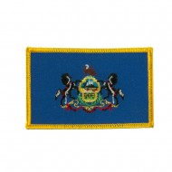 Eastern State Embroidered Patches - Pennsylvania