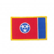 Eastern State Embroidered Patches - Tennessee