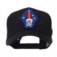 ETC Embroidered Military Patched Mesh Cap - Guada