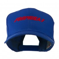 Formula 1 for Racing Cars Embroidered Cap - Royal