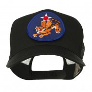 Air Force Division Embroidered Military Patch Cap - 14th
