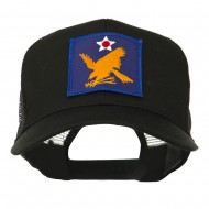 Air Force Division Embroidered Military Patch Cap - 2nd