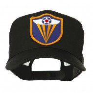 Air Force Division Embroidered Military Patch Cap - 4th