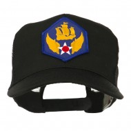 Air Force Division Embroidered Military Patch Cap - 6th