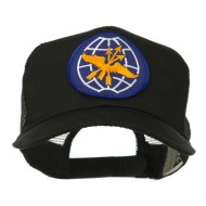 Air Force Division Embroidered Military Patch Cap - Air Tran