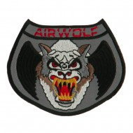 Air Force Other Shape Large Patch - Air Wolf