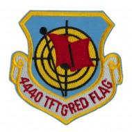 Air Force Other Shape Large Patch - 4440 Tftgred