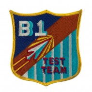 Air Force Other Shape Large Patch - B1 Test