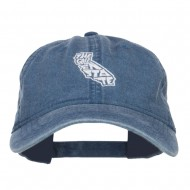 California Golden State Embroidered Cap - Navy