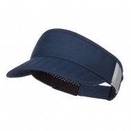 Digital Army Roll Up Visor - Navy