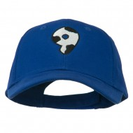 Holstein Number Embroidered Youth Brushed Cap - 9