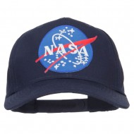 Lunar Landing NASA Patched Cap - Navy
