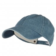 Denim Caps-Lt Blue