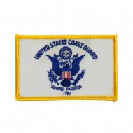 Law Enforcement Embroidered Military Patch - Coast Guard 3