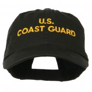 Military Occupation Letter Embroidered Unstructured Cap - US Coast