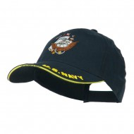 US Navy Embroidered Military Cap - US Navy