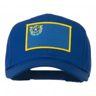 State of Nevada Embroidered Patch Cap - Royal