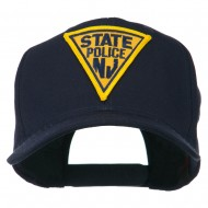 New Jersey State Police Patched High Profile Cap - Navy