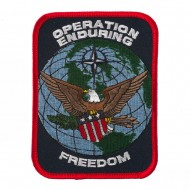 Operation Desert Storm and Enduring Patch - Navy