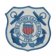 Other Military Large Patch - Blue Coast