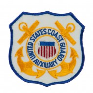 Other Military Large Patch - Coast Auxiliary