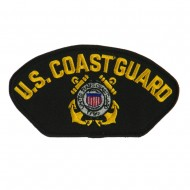 Other Military Large Patch - Black Coast