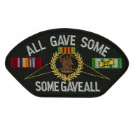 Other Military Large Patch - All Gave