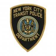 Other Military Large Patch - NY Transit