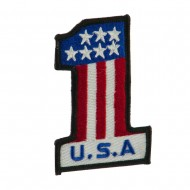Other Military Large Patch - USA No1