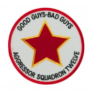 Other Military Large Patch - Aggressors ST