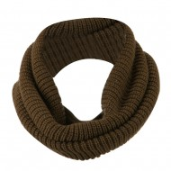 Original Solid Neck Warmer - Brown