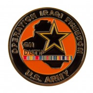 Proud To Be U.S. Army Coin (3) - On Duty