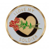 Proud To Be U.S. Army Coin (3) - My Soldier