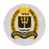 Assorted Navy Logo Patches - NW College
