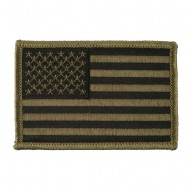 Patriotic Patches - OD Green